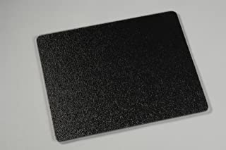 15 X 12 Black Tempered Glass Surface Saver Cutting Board