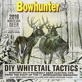 2016 Petersen's Bowhunting Calendar