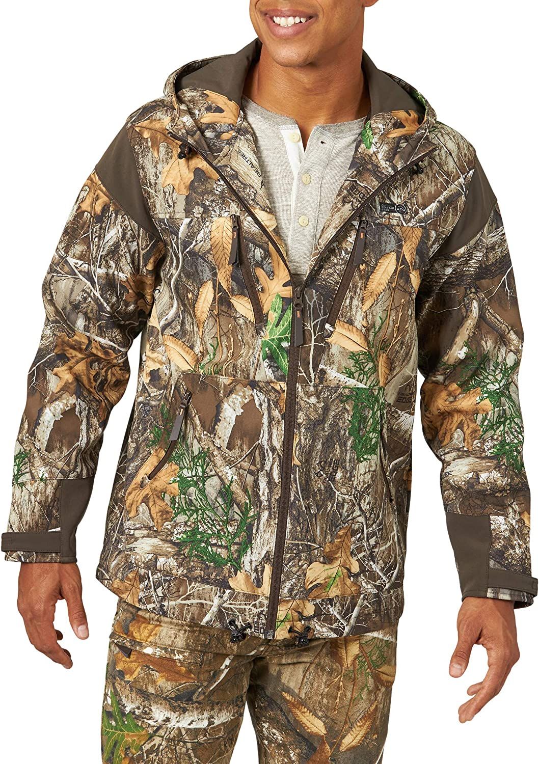 ATG by Wrangler Men's Parka Hooded Shell Selling Manufacturer direct delivery and selling Soft