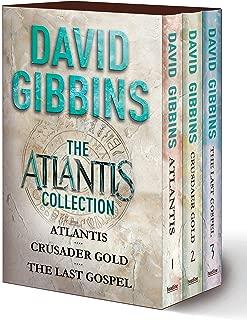 The Atlantis Collection: Atlantis, Crusader Gold, The Last Gospel (English Edition)