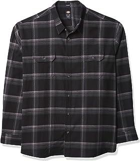 Men's Long Sleeve Flex Flannel Shirt