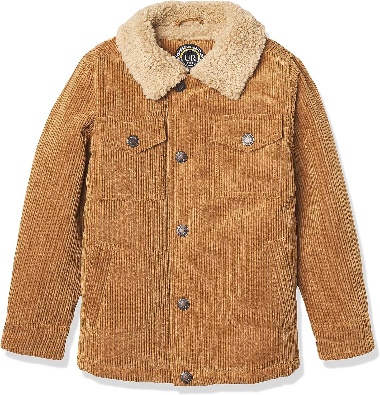 URBAN REPUBLIC Sacramento Mall Boys Max 53% OFF Cotton Corduroy Jacket