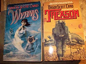 Orson Scott Card 2 Volumes Set: Treason & Wyrms