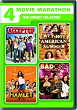 4 Movie Marathon: Teen Comedy Collection (Accepted / Wet Hot American Summer / Hamlet 2 / Bad Girls From Valley High)