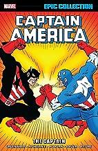 Captain America Epic Collection: The Captain (Captain America (1968-1996))