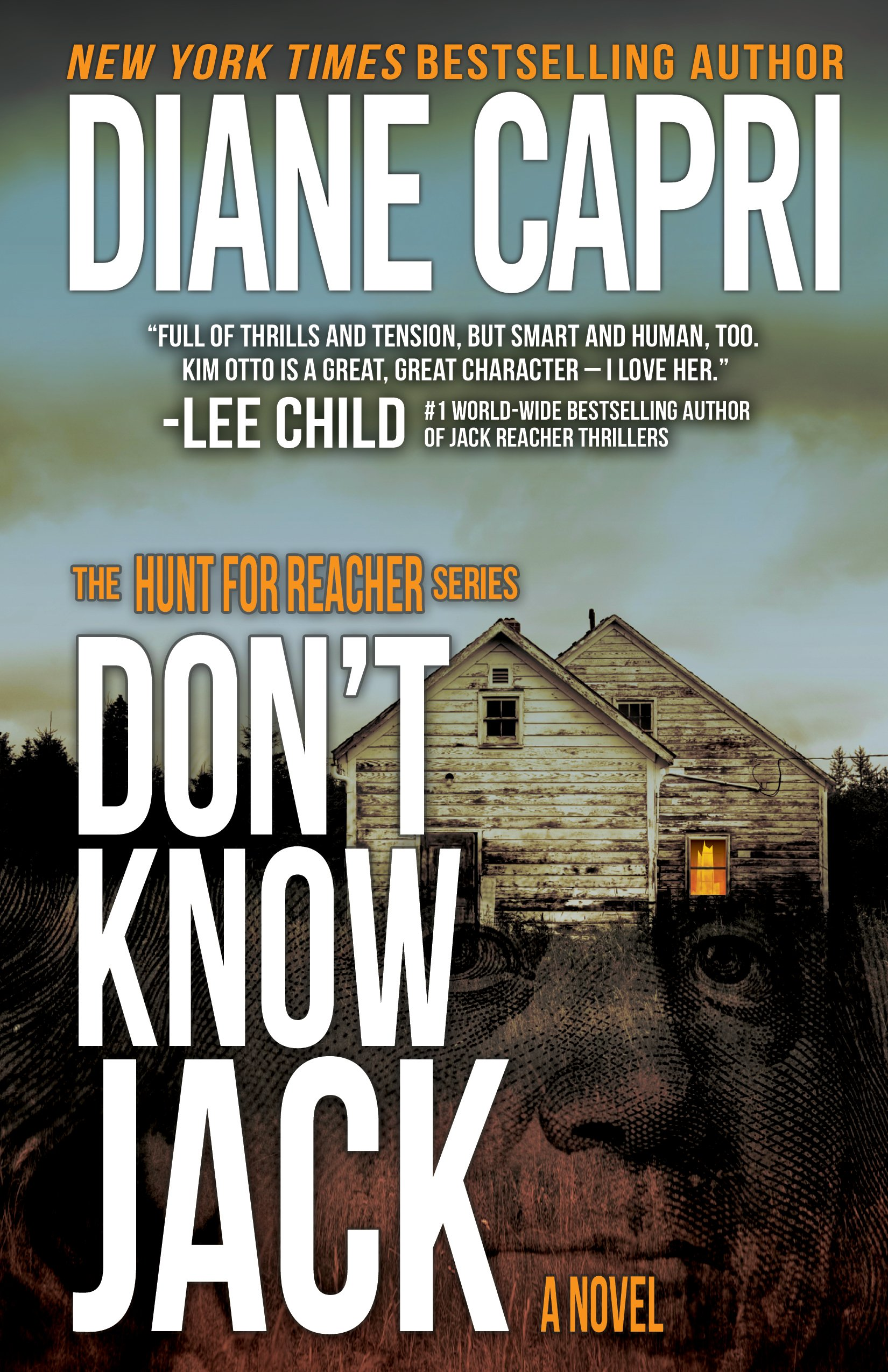 Don't Know Jack: Hunting Lee Child's Jack Reacher (The Hunt for Jack Reacher Series Book 1)