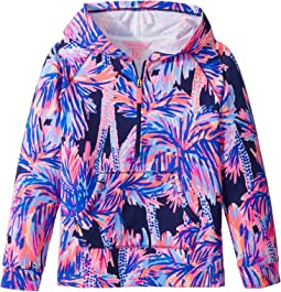 Lilly Pulitzer Kids Hooded Skipper Popover (Toddler/Little Kids/Big Kids)