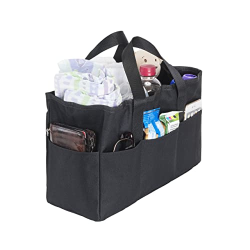 d6f169289247 Diaper Bag Insert Organizer for Mom with 5 Outside   6 Inside Storage  Pockets - Transform