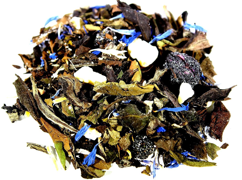 Nelson's Latest item Tea - White Chocolate Blueberry Leaf Translated Loose