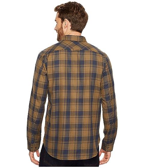 de franela Övik Fjällräven Camisa de color caqui UCFwqd6cF