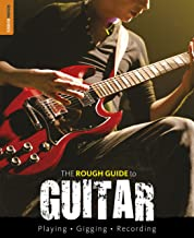 The Rough Guide to Guitar (Rough Guides Reference)