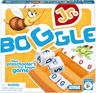 Boggle Junior Game One Size 456