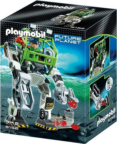 Playmobil 5152 - E-Rangers Collectobot