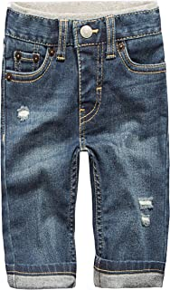 Baby Boys' Straight Fit Jeans