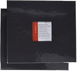 Artemio Album Photo 31x35 cm, 10 Pochettes Anthracite