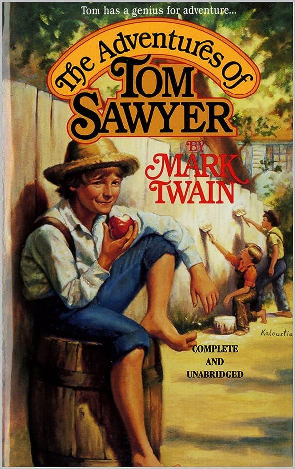 ログ組み合わせる気質The Adventures of Tom Sawyer (Annotated) (English Edition)