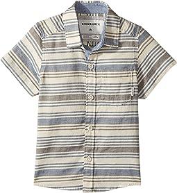 Aventail Short Sleeve Button Up Shirt (Toddler/Little Kids)