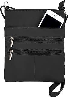 Mini Body Purse - Five Compartments, Adjustable Strap