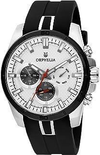 Orphelia Montre Homme Quartz Multi Dial Bernina Bracelet en Silicone