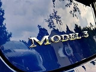 Best model 3 badge Reviews