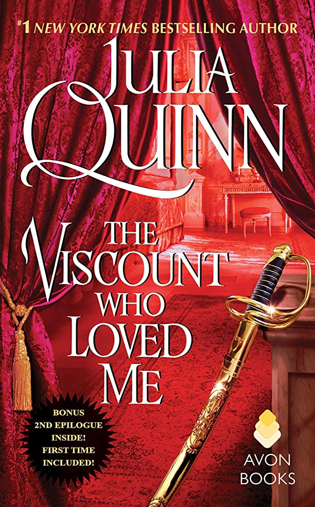 遺産魅了するスクレーパーThe Viscount Who Loved Me With 2nd Epilogue (Bridgertons) (English Edition)