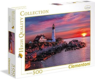 Clementoni - 35049 - High Quality Collection - Portland - 500Pieces