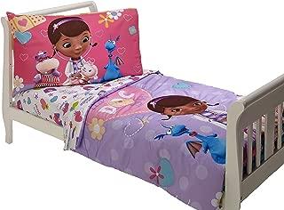 Disney 4 Piece Toddler Set, Doc McStuffins