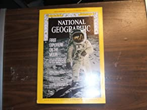 National Geographic December 1969 First Explorers on the Moon, Apollo 11