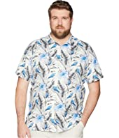 Big & Tall Tulum Bloom Shirt