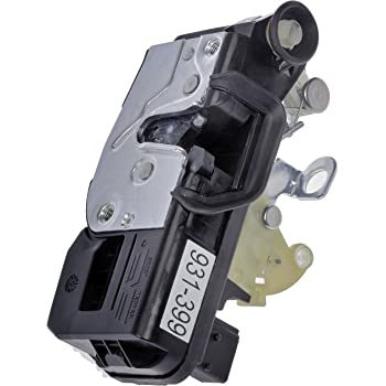 For Cadillac CTS Rear Passenger Right Integrated Door Lock Actuator Motor CA