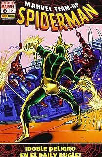 Marvel Team Up Spiderman 02 Doble Peligro En El D.B