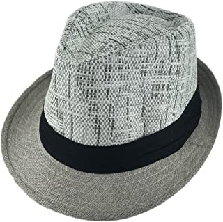b610b813e Amazon.com: Silvers - Fedoras / Hats & Caps: Clothing, Shoes & Jewelry