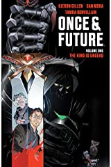 Once & Future Vol. 1 Kindle Edition