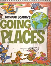 Richard Scarry's Going Places (The Look & Learn Library)
