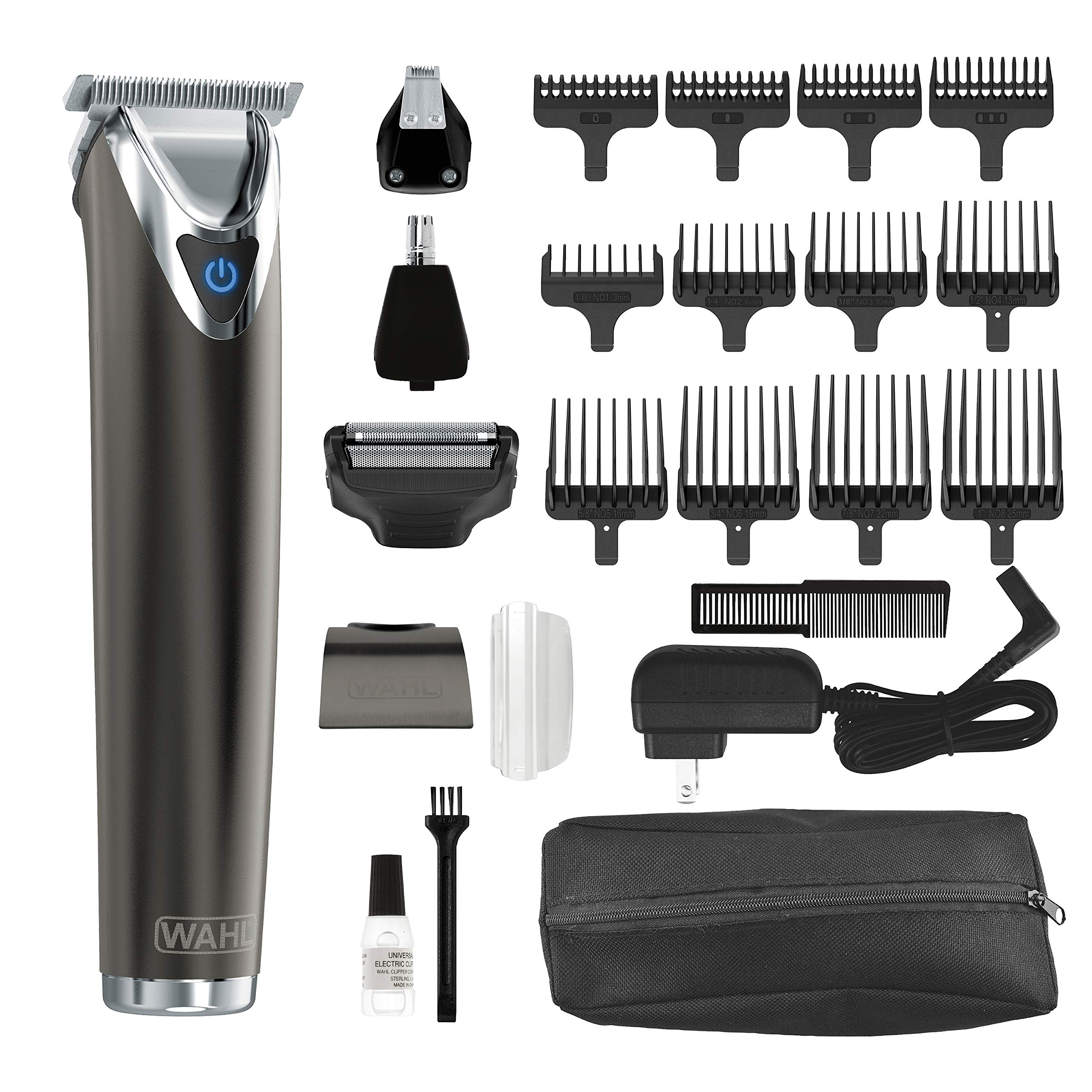 Stainless Trimmers Rechargeable Professionals 9864