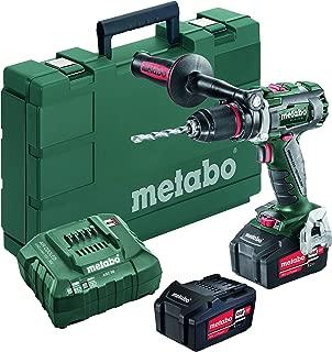 Metabo BS 18 LTX BL I 2x 5.2Ah kit 18V Brushless Drill/Driver 5.2Ah Kit