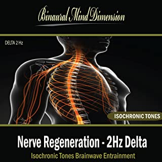 Nerve Regeneration - 2Hz Delta: Isochronic Tones Brainwave Entrainment