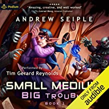 Big Trouble: Small Medium, Book 1