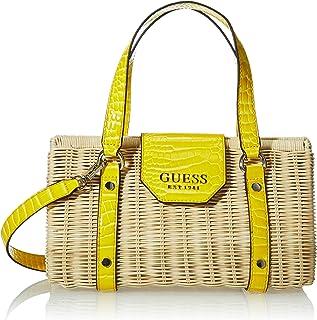 Guess Womens HWCG81-12060-YEL, Yellow, Medium