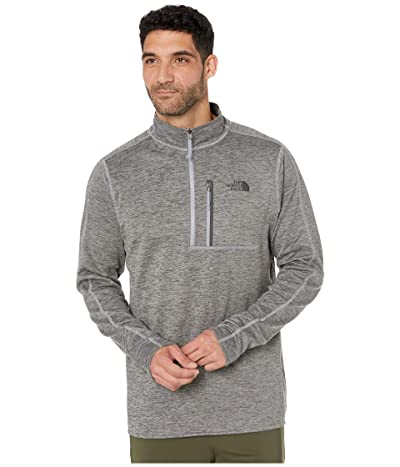 The North Face Canyonlands 1/2 Zip Tall (TNF Medium Grey Heather) Men