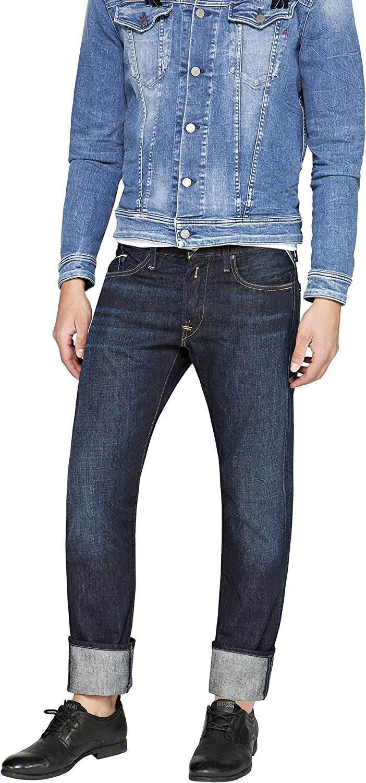 Replay Herren Straight Jeans Waitom Slim B00UBVF5I0  Stabile Qualität