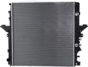 Radiator Compatible with LAND ROVER LR3 2005-2009/RANGE ROVER SPORT 2006-2009 4.0/4.2/4.4L Engine