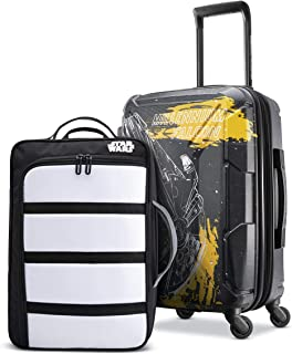 af97fabf6f American Tourister Kids' Star Wars Falcon Perfect Packer 2pc Set (bkpk/20  Spinner