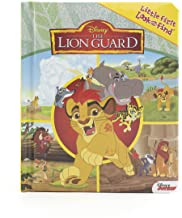 Disney Junior - The Lion Guard Little First Look and Find - PI Kids