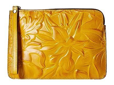 Patricia Nash Cassini (Yellow) Wristlet Handbags