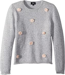 Pom Pom Sweater (Big Kids)