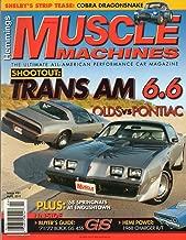 Hemmings Muscle Machines Magazine (Shootout trans am 6.6 Olds VS Pomtiac, April 2011)