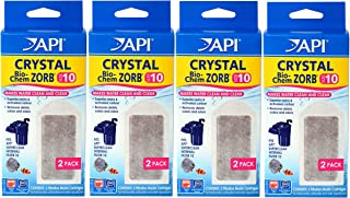 API Crystal Bio-Chem ZORB Cartrige, 2 Pack - Size 10 (4x2 Pack)