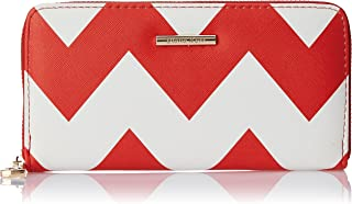 Diana Korr Women's Wallet (White and Red) (DKW16RABST)