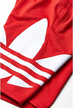 Polyester adidas Originals Kids Red Clothing + FREE SHIPPING